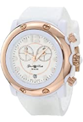 Glam Rock Women's GK1129-DD Miami Beach Chronograph Beige Dial Watch