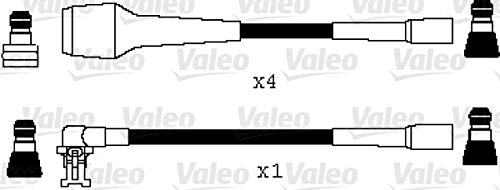 Valeo 346052 Ignition Cable: