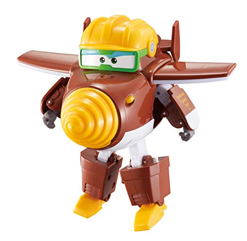 Super Wings Transforming Vehicle Series 2 Todd Plane Bot 5 Inch Figure