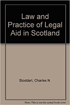 Book Law and Practice of Legal Aid in Scotland