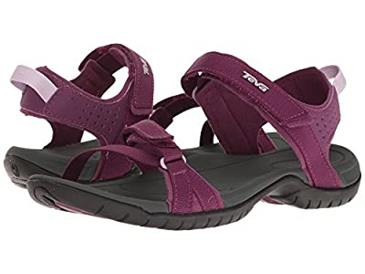 Teva Women's Verra Sandal (6 B(M) US, Purple Orchid)