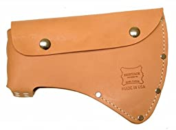 Heritage Leather 1001 Standard Single Bit Leather Axe Sheath