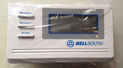Bell South Caller ID Box Call Waiting 64 ID Memory with 3 Language Operation CI-59