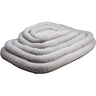 Precision Pet Fleece Crate Bed