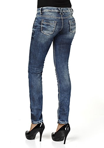 CIPO&BAXX -  Jeans  - Donna blu blu jeans 31 W