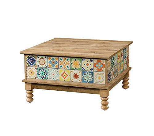 Wood & Style Furniture Viabella Lift Top Coffee Table L: 32.28