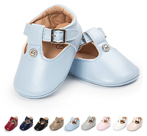 light blue dress shoes - 5