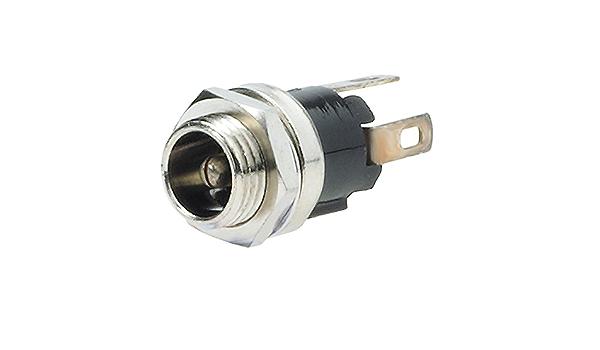 Amazon.com: Size N Coaxial DC Power Jack w/Switch: Industrial & ScientificAmazon.com