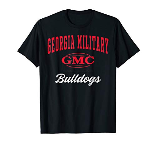 Georgia Military College Prep School Bulldogs T-Shirt C3