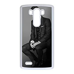 Benedict Cumberbatch LG G3 Cell Phone Case White yyfabc-388737