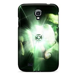 Tpu Case For Galaxy S4 With Green Lantern I4
