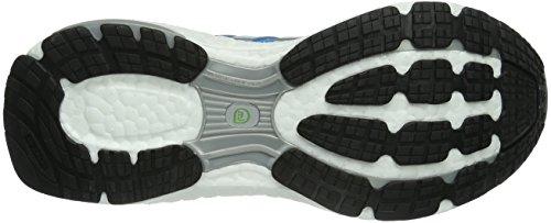 Adidas Energy Boost 2 - Zapatillas Solar Blue S/Tech Grey Metallic S/Solar Metallic S