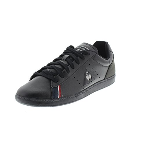 Le Coq Sportif 1811220 courtstar Nero - Triple Black