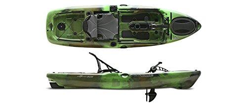 Native Watercraft Slayer 10 Propel Pedal Fishing Kayak (Lizard Lick)