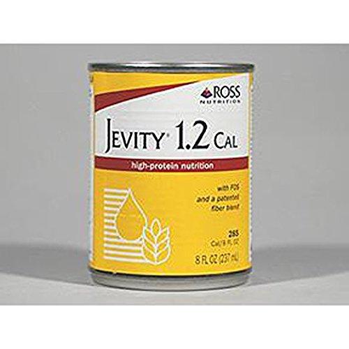 (Jevity Liquid Nutrition Plus, High-Nitrogen 8oz 24/Case)