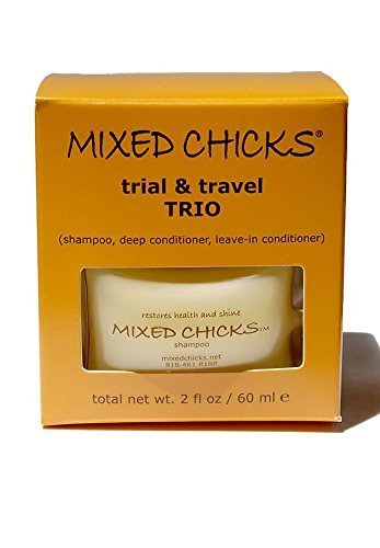 Mixed Chicks Trial and Travel Pack