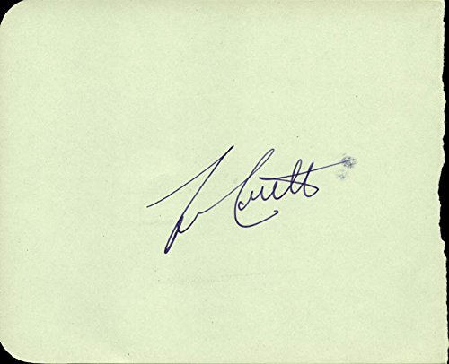 Abbott & Costello (Lou Costello) - Signature co-signed for sale  Delivered anywhere in USA