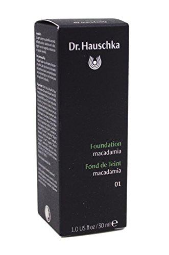 Dr. Hauschka Foundation, No.01 Macademia, 1 Ounce