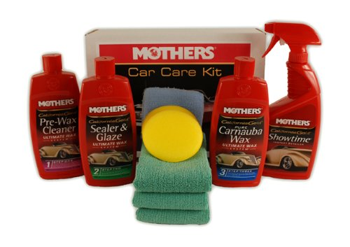 Mothers Ultimate Wax Kit (System Ultimate Wax)