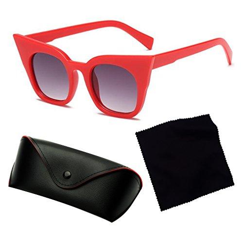 UV Estilo Viajar Sunglasses Gafas Adultos Vacaciones Cat Para C11 Trend Moda Y Eye Niños 400 De La kid Unisex Nuevo Calle 7SWcrw7Pq