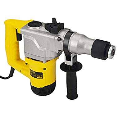 STANLEY STHR272KS 26mm 850-Watt 2 Mode L-Shape SDS-Plus 5Kg Hammer with Kitbox (Yellow and Black) 9