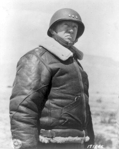 (New 8x10 Photo: General George S. Patton)