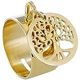 ca295284056 Bague arbre de vie femme – Emotional – Bagues femmes avec pendentif or arbre  de vie