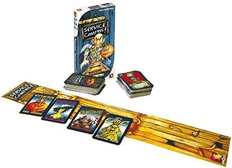 Asmodee CM01N Service Compris - Juego de Mesa (Idioma español no garantizado): Amazon.es: Juguetes y juegos