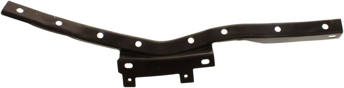Partslink Number MI1042102 OE Replacement Mitsubishi Outlander Front Driver Side Bumper Cover Support