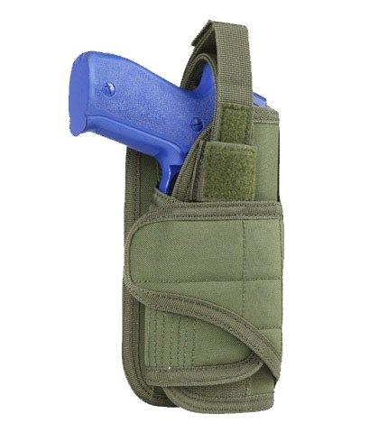 (Condor Tactical Vertical VT Holster - Olive Drab)