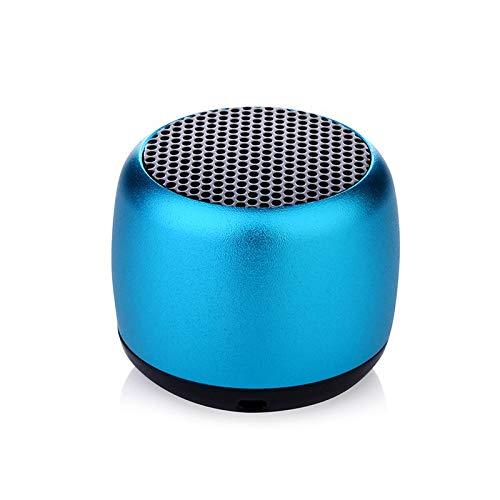 iXtech Micro Bluetoothスピーカー セルフィーシャッターボタン付き 低音 音声ミニスピーカー B07JKBVKFX
