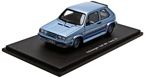 1/43 Volkswagen Golf Mk1 Kamei X1 Body Kit(ライトブルー) S3212