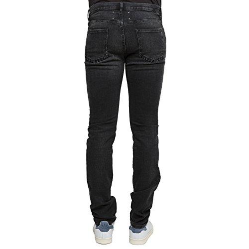 Maison Margiela Homme S50LA0082S30535900 Noir Coton Jeans