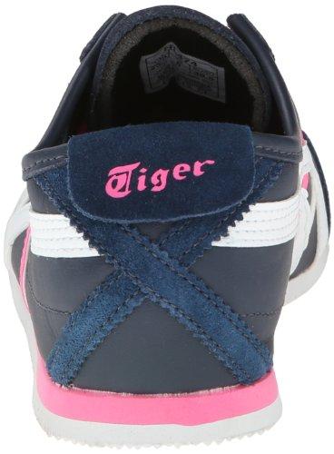 Onitsuka Tiger Kvinders Mexico 66 Sneaker Mørk Marineblå / Hvid JEErpc6l