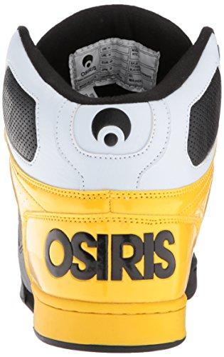 83 Silver NYC Yellow Red Blue Osiris White Black 6w1xZFq