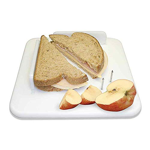 Single Handed Cutting Board (Cutting Boards For Handicapped)