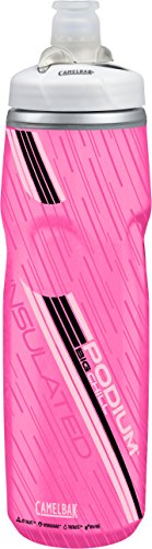 CamelBak Podium Big Chill Insulated Water Bottle, Power Pink, 25 oz