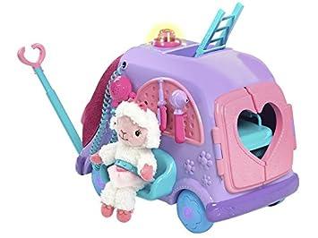 Doctora Juguetes Doc Mobile Pull and Go Giochi Preziosi 90031: Amazon.es: Juguetes y juegos