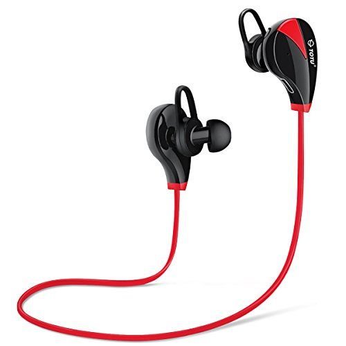 Stereo Bluetooth Headset (Red) - 2