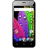 NGM NGME451DBKSL Dynamic E451 Smartphone, Dual Sim UMTS, Black Silver