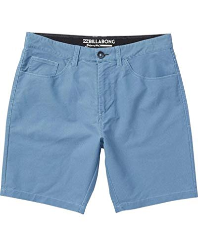 - Billabong Men's Outsider X Surf Cord '18 Walkshorts,29,Powder Blue