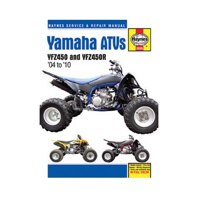 Yamaha ATVs 2004 to 2010 - Haynes Outlet