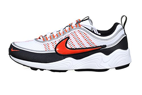 Scarpe Team Running Spiridon White Uomo Nike Air Orange '16 Multicolore Zoom 106 wXzxqpUqI