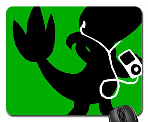 i-tunes-snivy-mouse-pad-mousepad-102-x-83-x-012-inches