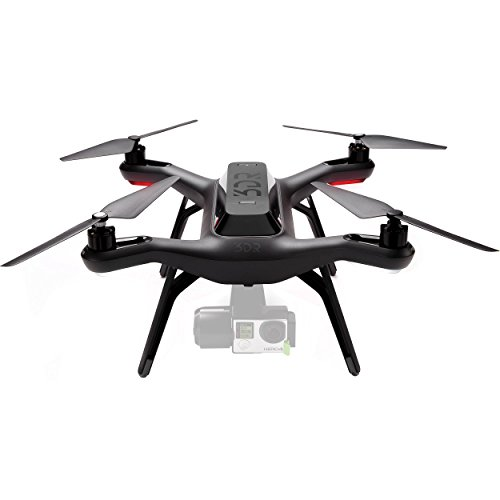 3DR Solo Drone Quadcopter with battery, charger and controller (Gimbal not included) Review