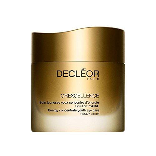 Decleor Orexcellence Energy Concentrate Eye Cream, 0.5 Ounce