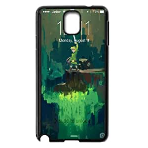 The Legend of Zelda Theme Phone Case Designed With High Quality Image For Samsung Galaxy Note 3