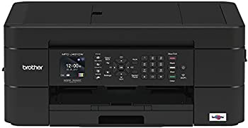 Brother MFC-J491DW Color Inkjet All-in-One Printer
