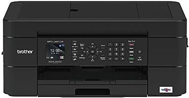 Brother MFCJ491DW Wireless Color Printer