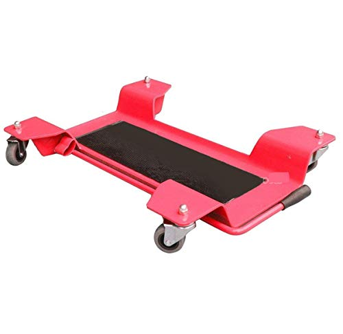 Price comparison product image KCHEX>>Motorcycle Scooter Dolly Park Move Park-n-Move Center Stand 500lbs Max>> Use this stand to maneuver motorcycles with centre stands where space is restricted